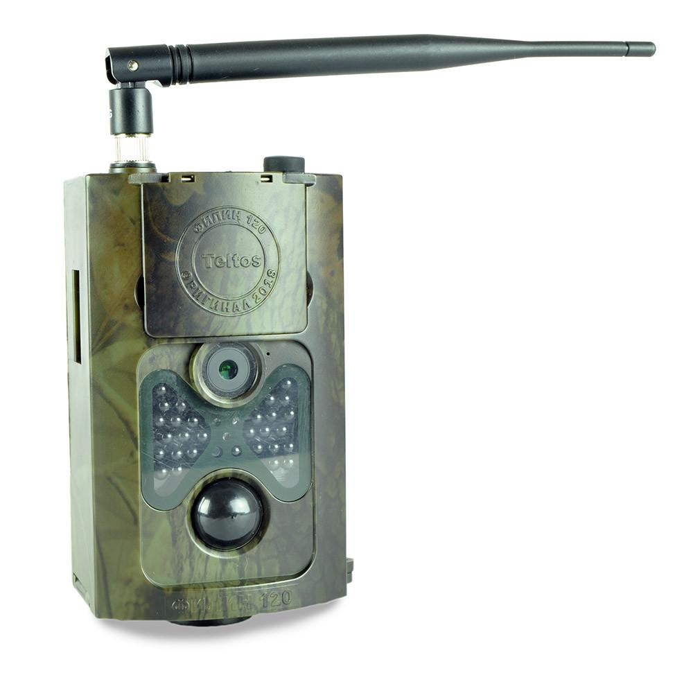 Камера для охраны Филин 120 фотоловушка