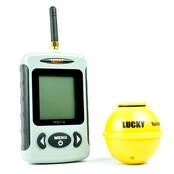 Беспроводной эхолот Lucky FF718LA беспроводной эхолот с подзаряжаемым датчиком