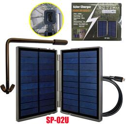 Комплект солнечной зарядки